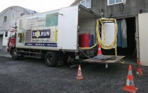 Camion Isolrun